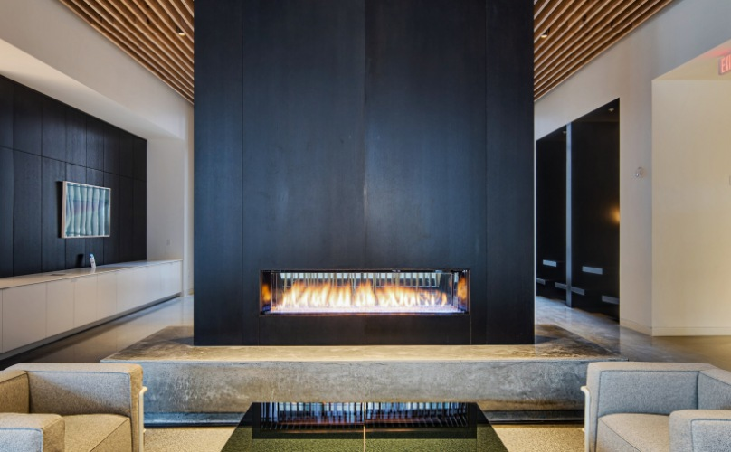 Hotel-style Lobby